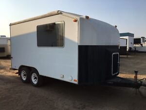 Portable office trailer for sale or rent! Grande Prairie
