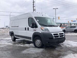 2018 Ram ProMaster 2500 High Roof 159 WHEELBASE*BACK UP CAMERA