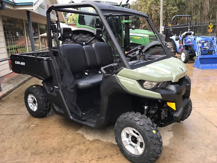 2017 CAN-AM DEFENDER HD5 can am not polaris or yamaha Silvan Yarra Ranges Preview