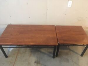 Table and side tables