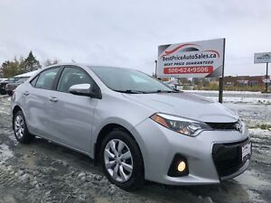 2014 Toyota Corolla S!! BACK-UP CAMERA!! CERTIFIED!!