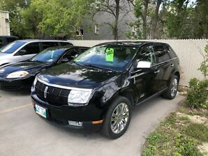 2009 Lincoln MKX Limited / No GST