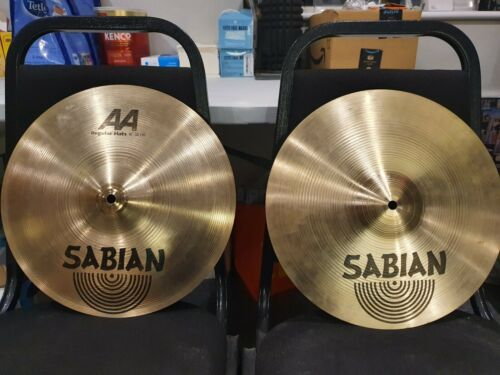 Sabian AA Regular Hi-Hats 14