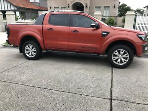 Ford ranger 2014 wildtrak 33000