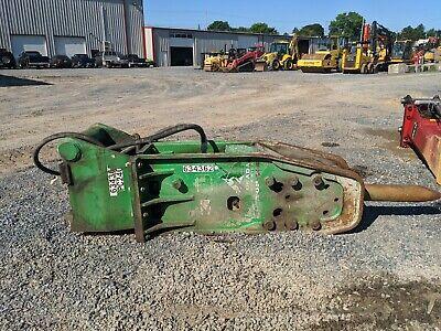 Okada Top205 Excavator Hammerbreaker Tag Coupler