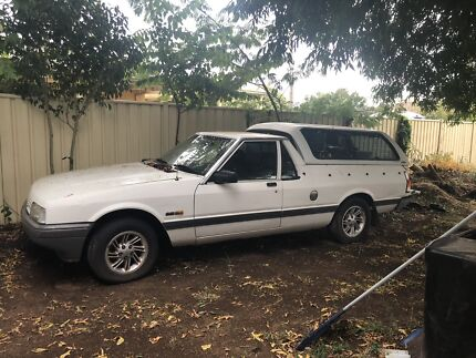 Ford XG Project Ute $800 Greenway Tuggeranong Preview