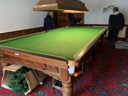 Thurston Full Size Snooker Table