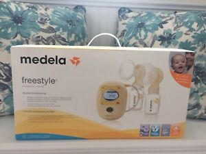 Freestyle Medela Double Breast-pump - Excellent Condition!