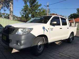 2012 Toyota Hilux Ute Mortdale Hurstville Area Preview