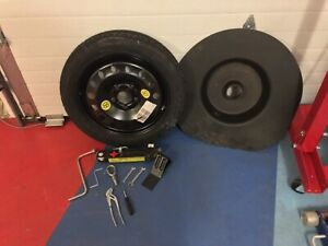 BMW OEM SPARE TIRE KIT *tires & rims*