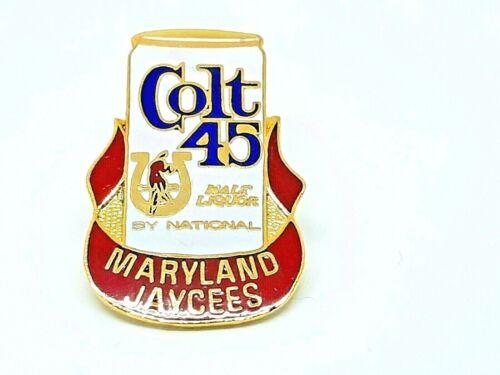 Vintage Jaycees Pin Maryland 1970