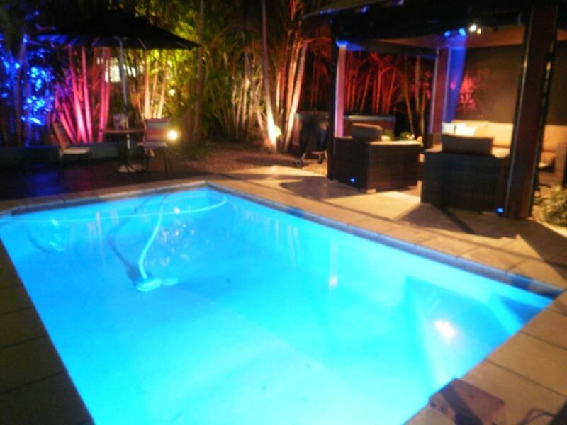 Pool And Landscape Lighting Gold Coast