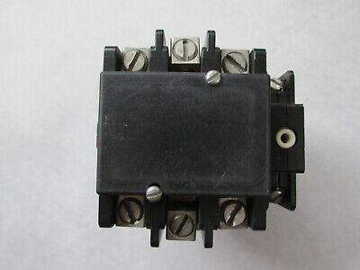Telemecanique 2200eb421aa-56 Contactor With Eb3 120 Volt Coil Tested