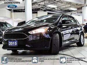 2015 Ford Focus SE | MOONROOF | REMOTE START | CLEAN CARFAX