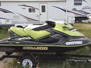 2005 Seadoo RXT 215 Low Hours 3 seater FREE WINTERIZING