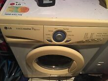 FRONT LOAD WASHING MACHINE (needs some work) Dee Why Manly Area Preview