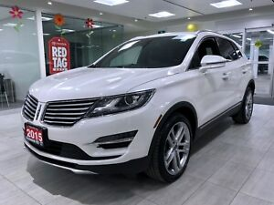 2015 Lincoln MKC MKC, ONE OWNER, CLEAN CARPROOF, NON SMOKER