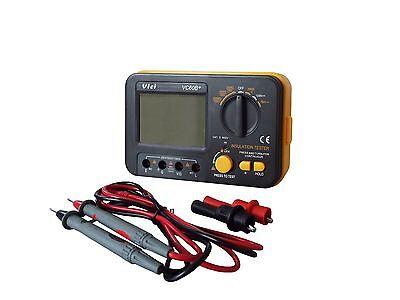 Digital Insulation Resistance Tester Megger Megohm Meter 1000v 0.12000m Vc60b
