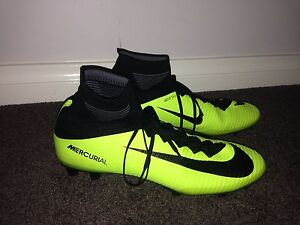 Nike Mercurial superfly iv Green/black Iluka Joondalup Area Preview