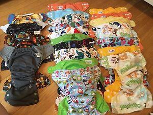 Complete Cloth Diaper Set