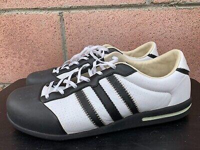 adidas y-3 yohji yamamoto Size 10 Men's Shoes White Black Pre-Owned