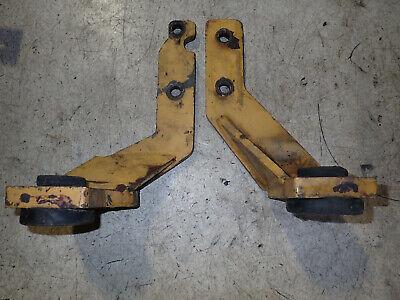 Deutz Diesel Engine Bf4l1011f Engine Mount Brackets With Rubber Shoes