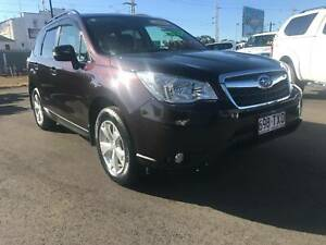 2013 subaru forester awd 4 cylinder auto suv wagon Bundaberg West Bundaberg City Preview