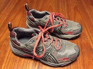ASICS Girls Running Shoes - Size 1.5 Kids