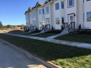 NEW TOWNHOUSES FOR SALE —-REDUCED PRICE—-