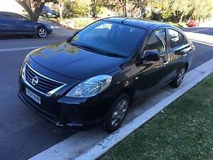 2013 Nissan Almera very low mileage West Ryde Ryde Area Preview