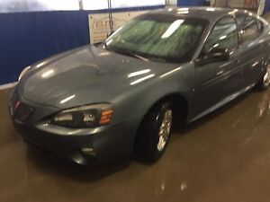2006 Pontiac Grand Prix. 3.8L supercharged