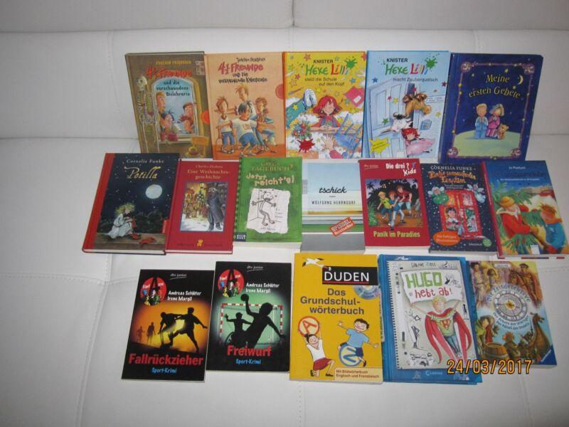 28 Kinderbücher, anspruchsvoll, lehrreich, interessant, wie neu