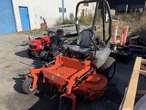 Zero turn pz29 Husqvarna 60 inch fabricated deck | Lawn