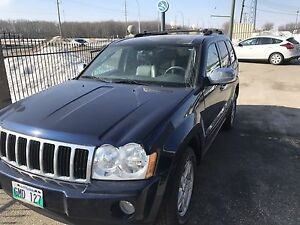 2005 Jeep Grand Cherokee Laredo safetied and no rust