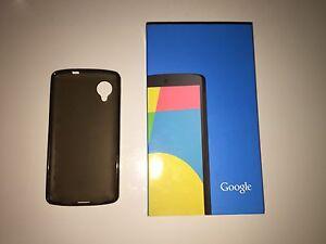 Unlocked Google Nexus 32GB + Case Doncaster East Manningham Area Preview