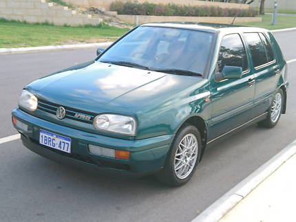 97 VW Golf VR6 #super rare!#