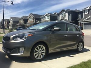 7 seats, great on gas, and loaded! 2015 Kia Rondo EX w. 3rd Row!