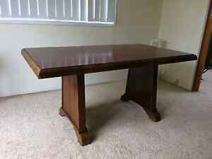 Vintage dining table North Narrabeen Pittwater Area Preview