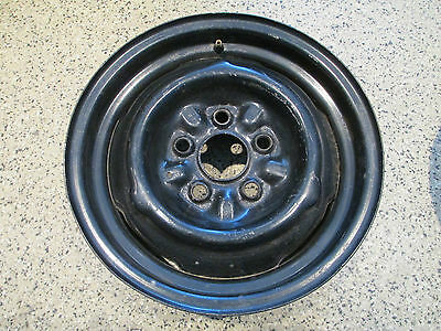 "1 Original 1964 Ford Mustang Fairlane 14"" x 5"" Wheel  M4F or M4C"