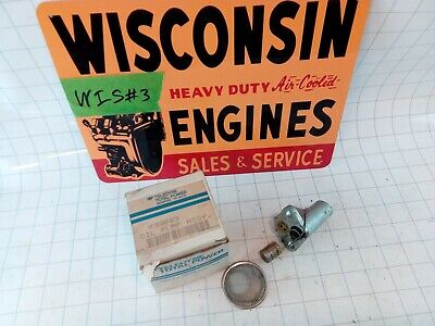 Wisconsin Engine New Old Stock Oil Pump Assembly Free Sh
