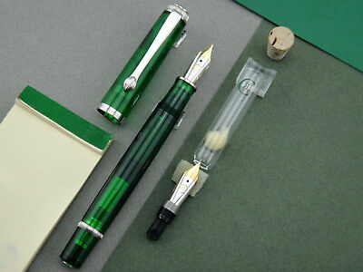 PELIKAN M800 (old style) Chronoswiss Styloscope Limited Edition 999 Fountain Pen, used for sale  Shipping to Canada