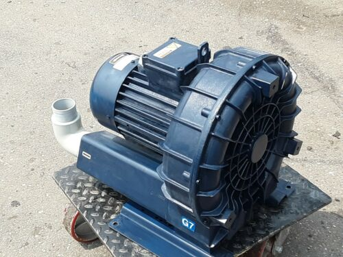Gardner Denver SAP0300-1376-Z  5 HP REGENERATIVE BLOWER 211 CFM EXCELLENT COND.