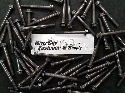 1 M12-1.25 x 50 or M12x50 12mm x 50mm J.I.S Hex Head Flange Bolts 10.9 Zinc