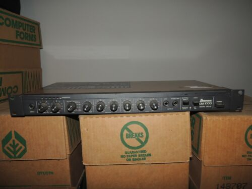 Vintage Ibanez DM-1000 Digital Delay Rack Rackmount Effects Processor