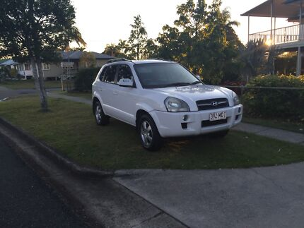 2006 Hyundai Tucson City RWC REGO Brighton Brisbane North East Preview