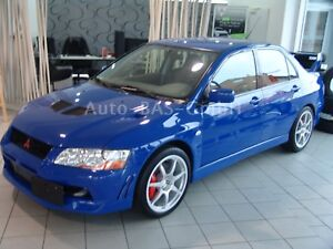 Mitsubishi Lancer Evolution 7/ Ralliart/1.Hand/Scheckheft