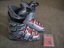 Ski boots, Nordica GTS 8 Shell Cove Shellharbour Area Preview