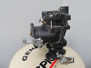Single barrel stromberg carburetor