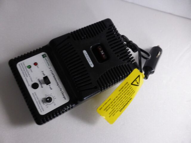 PKZ1040 Parkzone 2-3 Cell DC Li-Po Balancing Charger New UK BIN  or BEST OFFERS