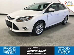 2013 Ford Focus Titanium REMOTE START, Financing Available!!!